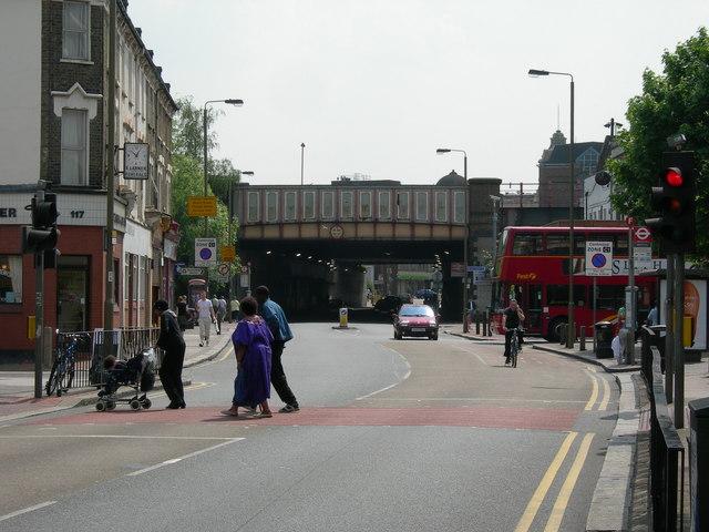 Britain's Busiest Railway Bridge?