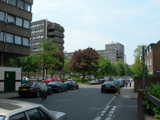 Ingrave Street SW11