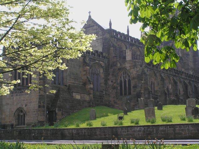 Church at Thirsk