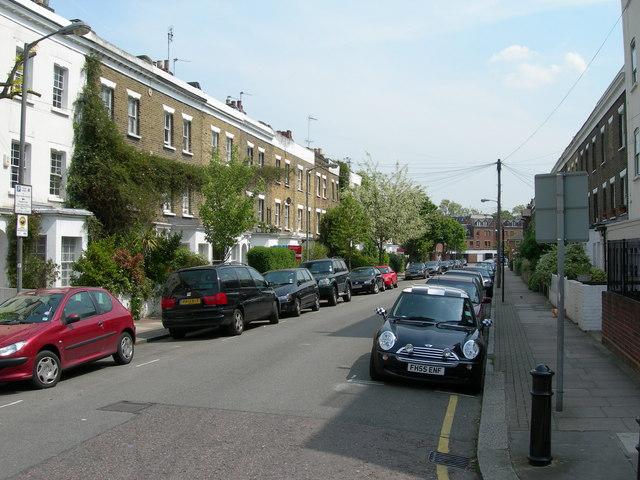 Simpson Street SW11