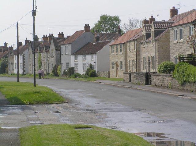 Harome Village street