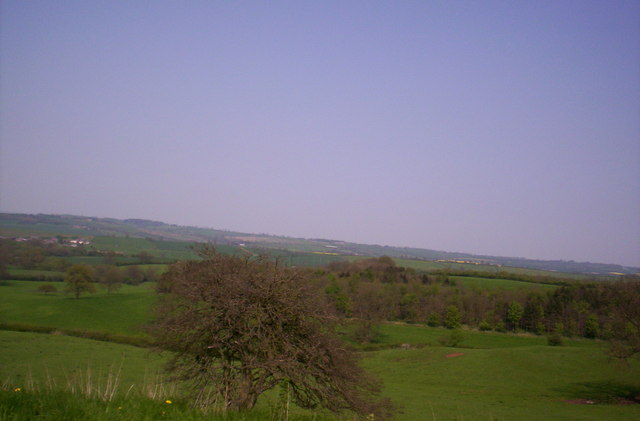 Countryside near Tilton-on-the-Hill
