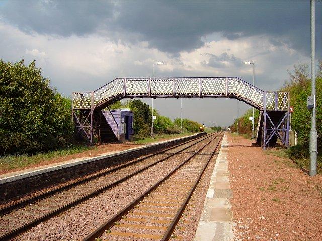 Breich Station.