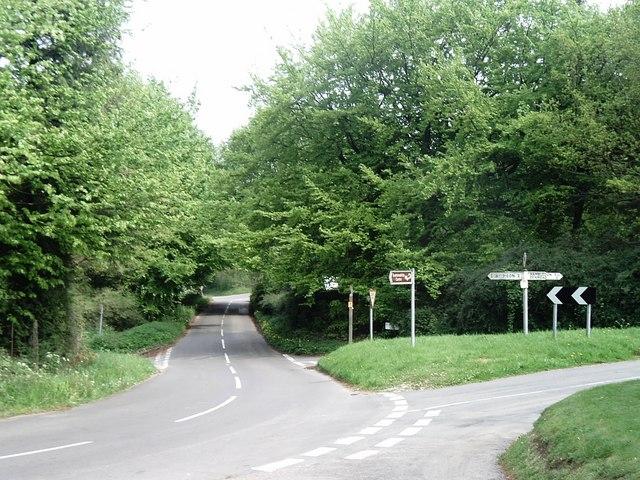 Hyden Cross, East Meon