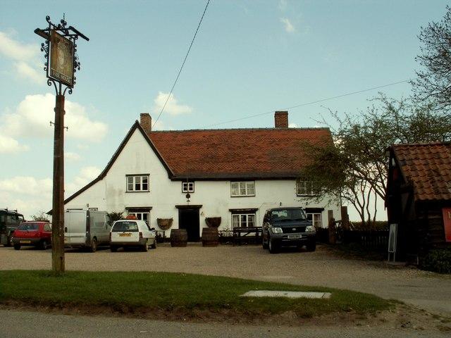'Queen's Head' public house, Hawkedon, Suffolk