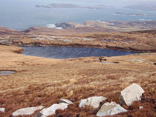 Loch nan Clach Geala