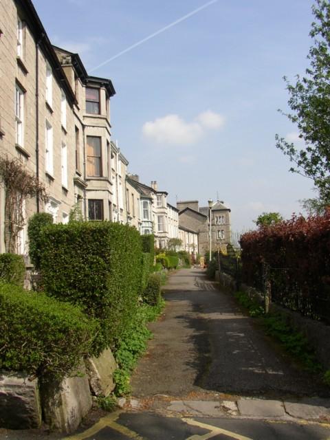 Cliff Terrace, Kendal