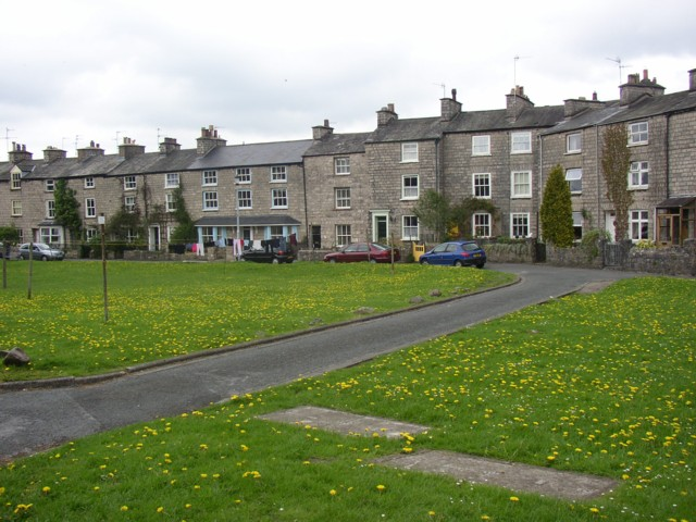 Castle Crescent, Kendal