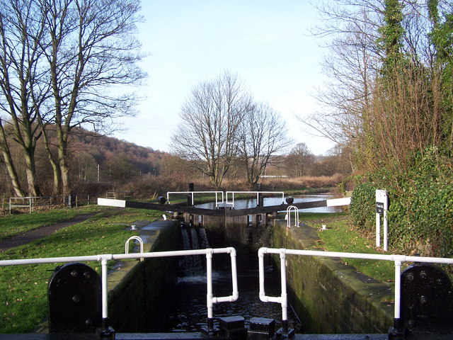 Woodside Mills Lock