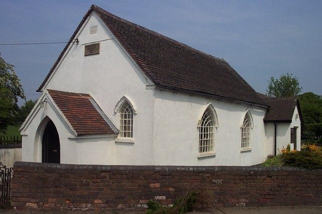 Calf Heath Wesleyan Methodist Church