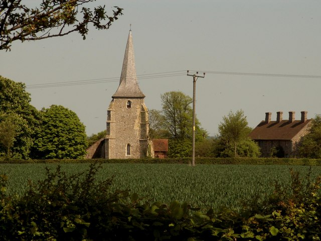 St. Mary's church, Great Henny, Essex