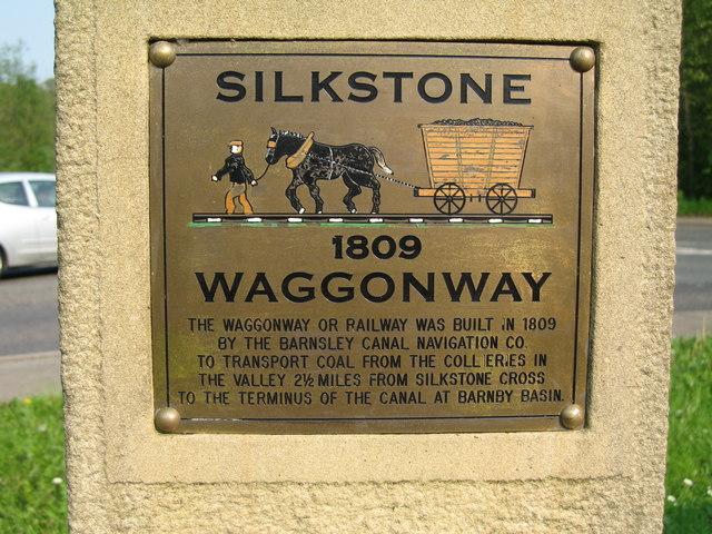 Silkstone Waggonway