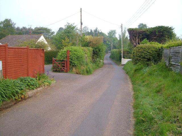 Green Lane, Exton