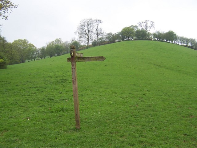 Fingerpost by Full Brook