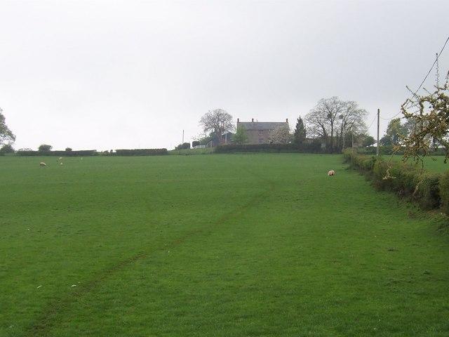 Approaching Llanerch