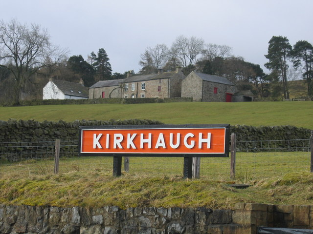 Kirkhaugh Station
