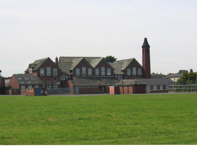 Robert Ferguson School, Denton Holme, Carlisle