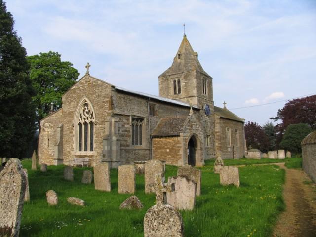 St Andrew's Glaston