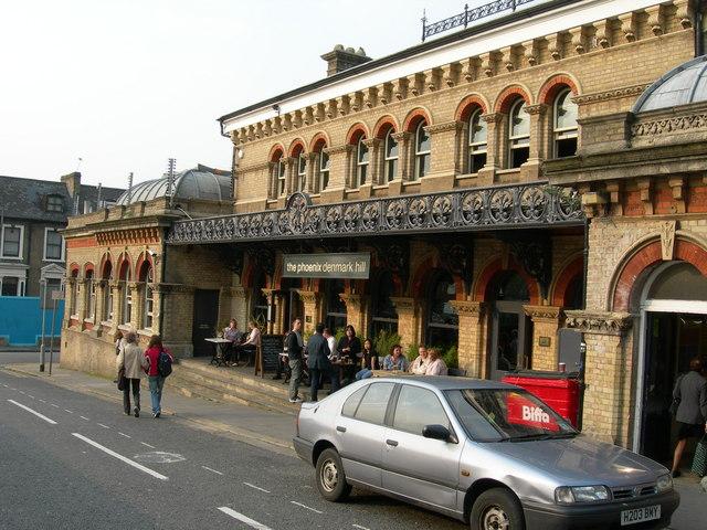 The Phoenix Pub