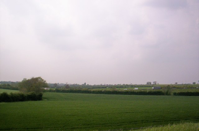 Open land near M1 jn 23a