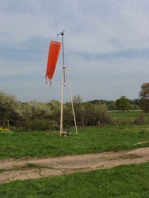 Windsock, Fairoaks airport