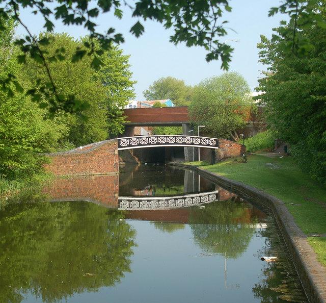 Original Canal Route.