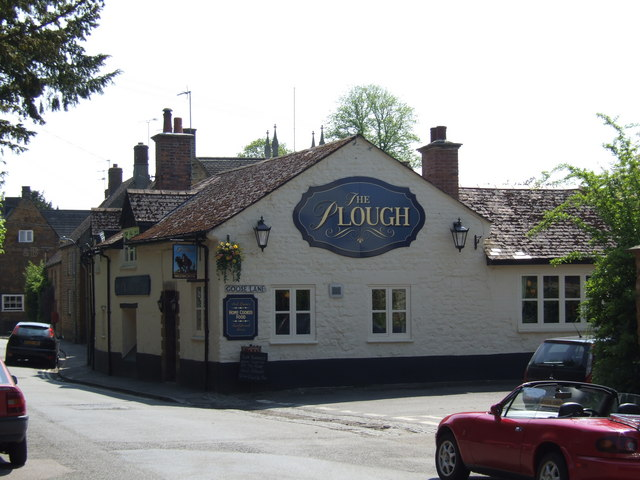 The Plough Inn,  Bodicote