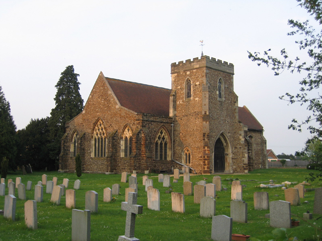 St Andrew's, Langford, Beds