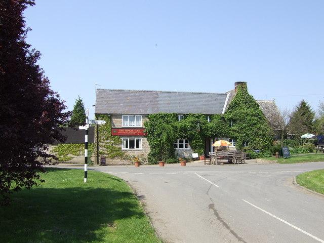 The Royal Oak, Whatcote