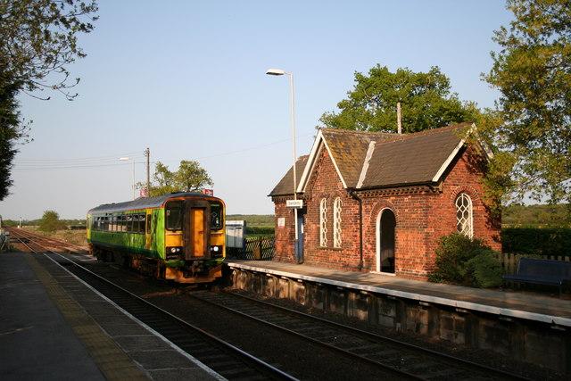 Swinderby Station