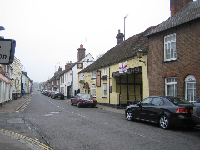 Markyate: The High Street
