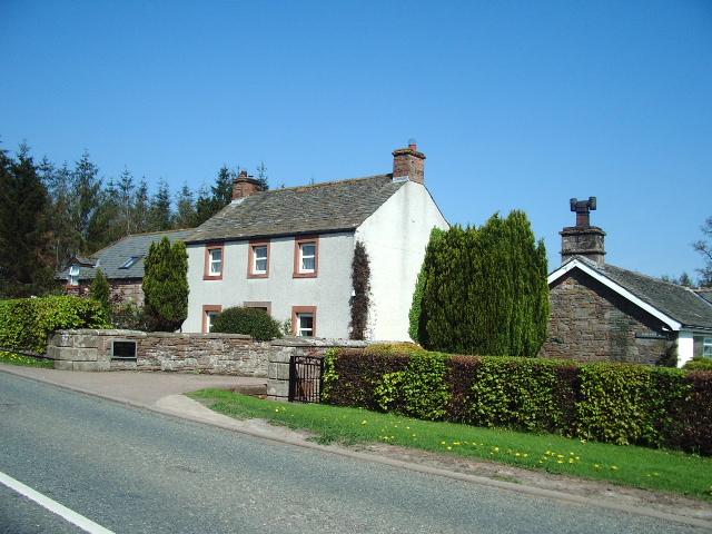 Glen House, Unthank