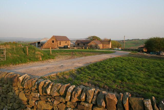 Top House Farm, Peak District National Park