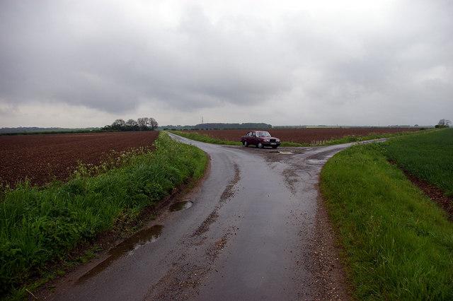Near Wootton Dale