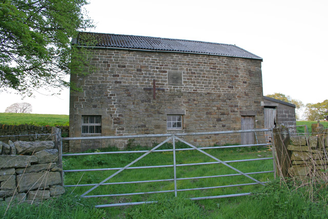 Barn at Fawfieldhead