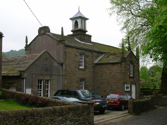 Former St Agnes' Church and Hollinsclough National School