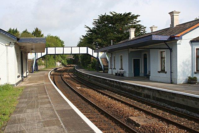 St Germans Railway Station