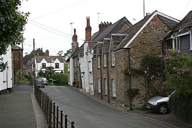 St Germans Village