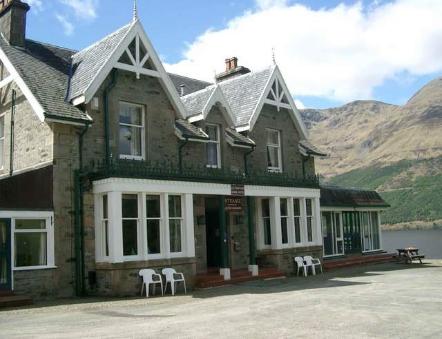 Letterfinlay Lodge Hotel.