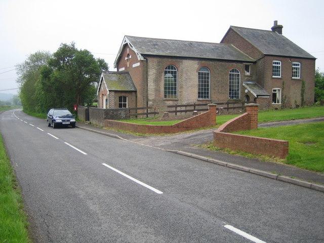 Aley Green: Wesleyan Chapel