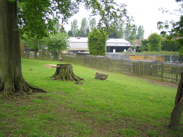 Slip End: Woodside Animal Farm & Leisure Park