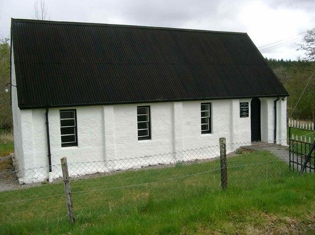 Corrimony Church