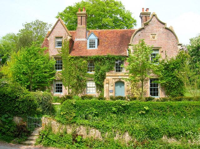 The Old Rectory, Folkington