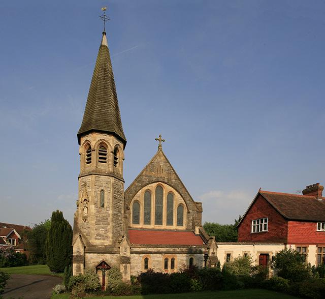 Catholic Church, Lyndhurst