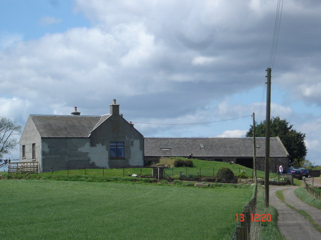 Craig-marrie Farm near Avonbridge