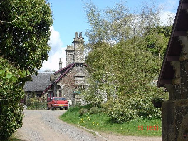 Gingerbread House Avonbridge