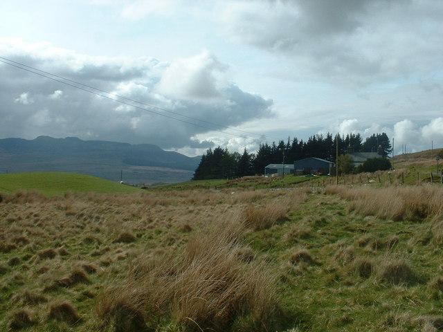 Penystryd Farm, near Bronaber