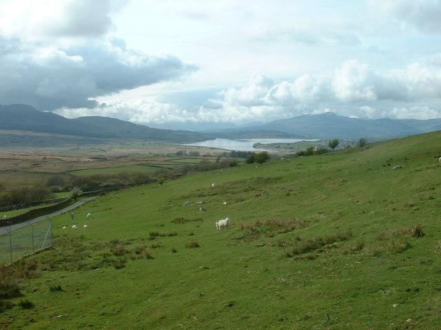 Farmland near Bronaber