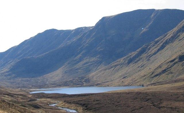 Loch a' Choire Mhoir