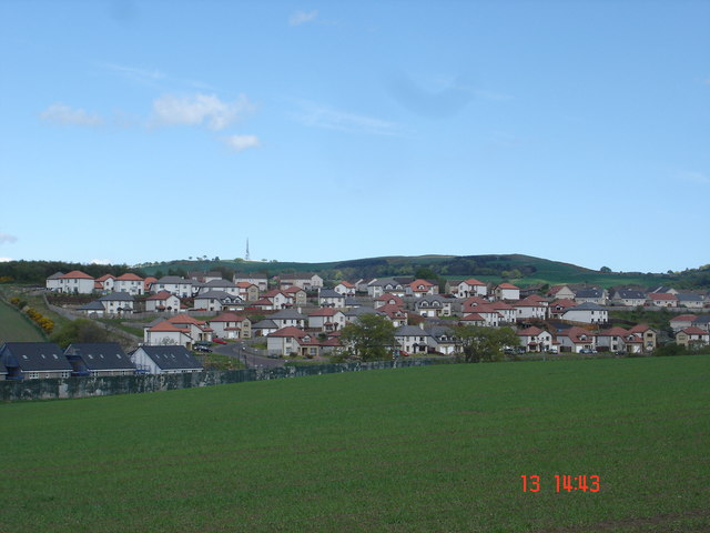 New Housing Bathgate